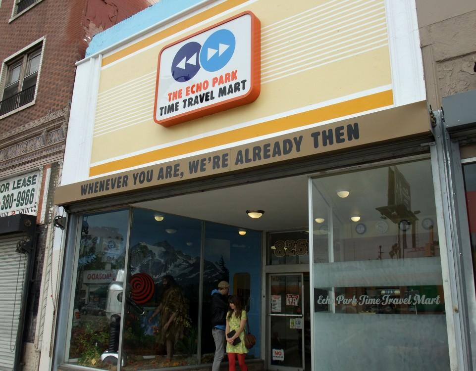Echo Park Time Travel Mart
