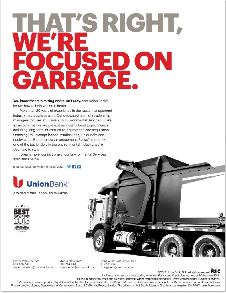 UB Waste